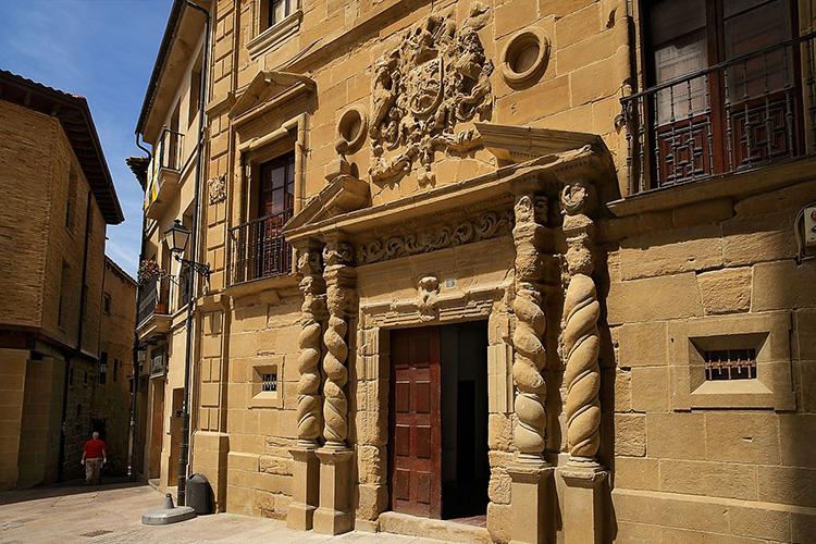 Atribución: Haro Turismo Palacio de los Condes de Haro