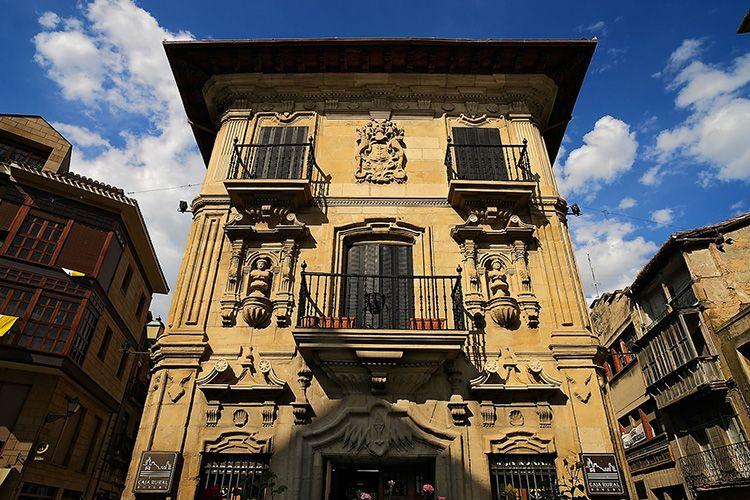 Atribución: Haro Turismo Palacio de Tejada