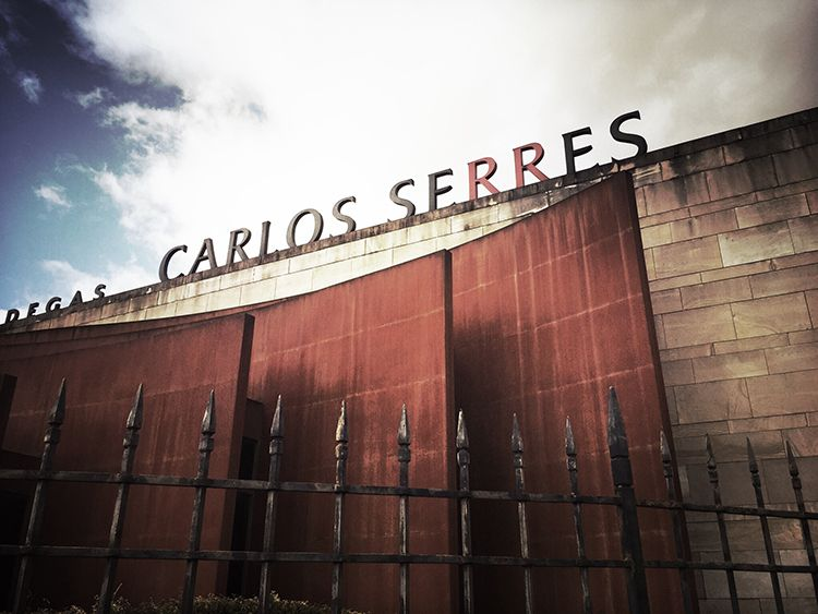 Bodegas Carlos Serres exterior
