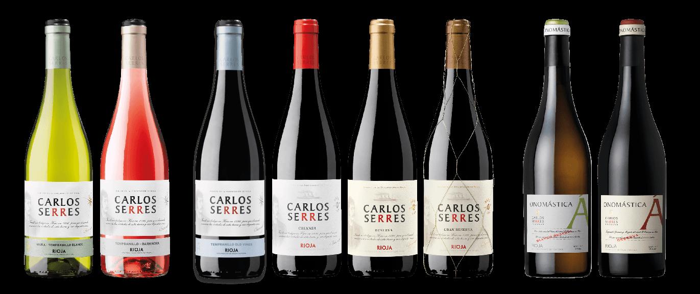 All Wines Carlos Serres