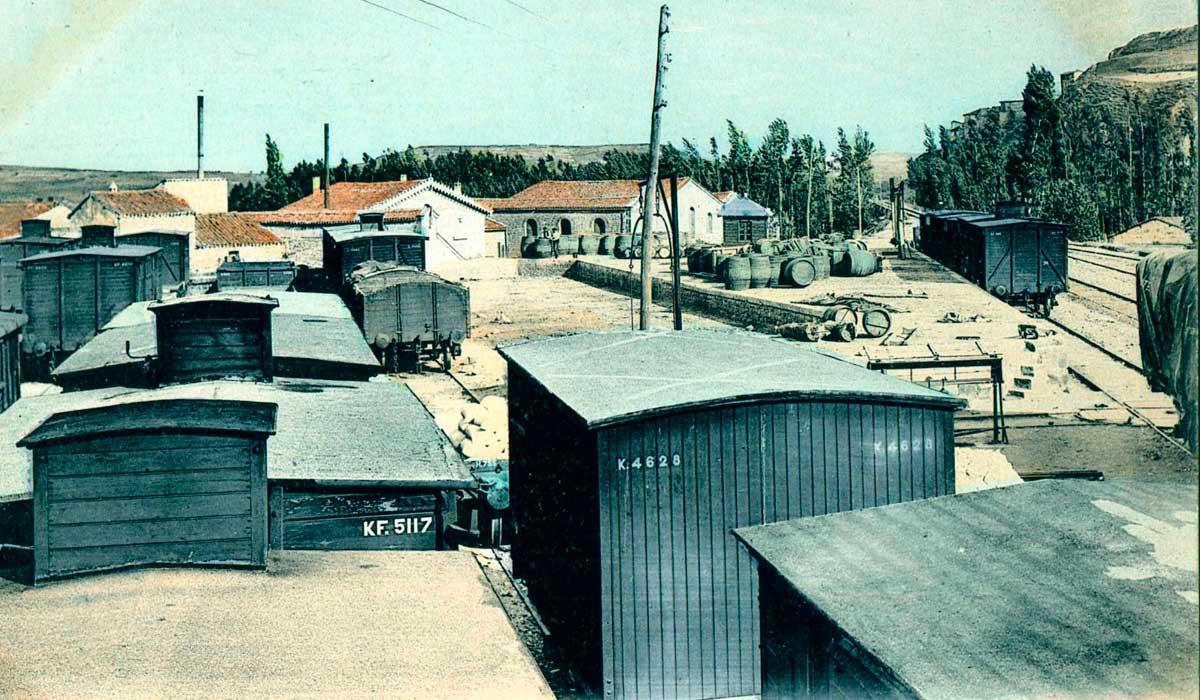 Barrio de la Estacion de Haro