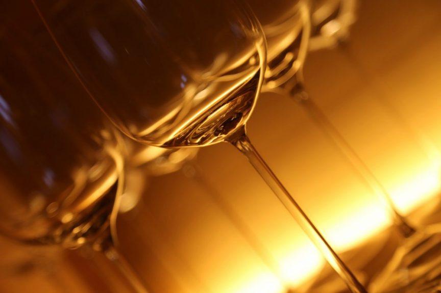 Tipos de copa de vino