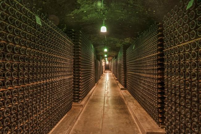cómo guardar botellas de vino