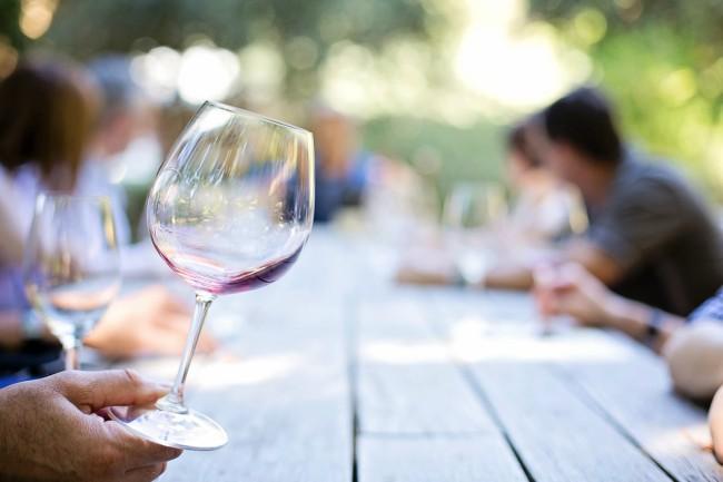 Catar vino: fase visual