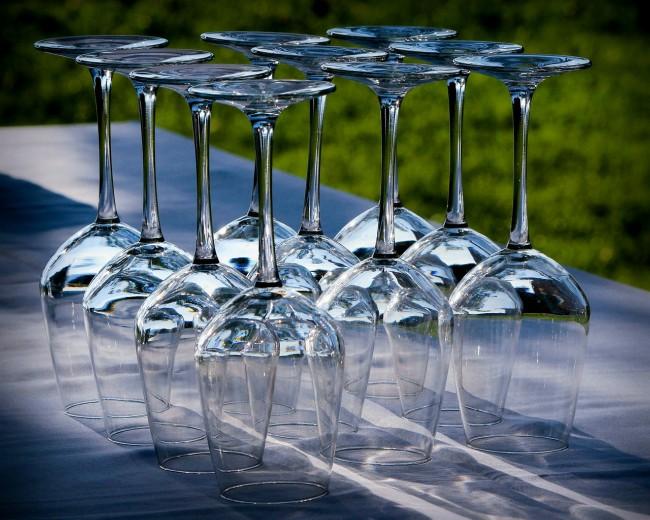 Copas ISO para catar vino