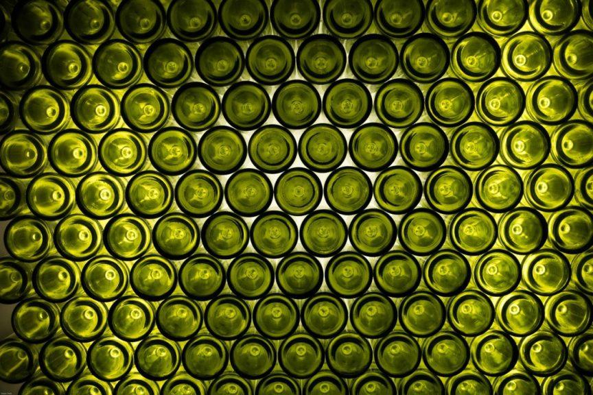 Cómo se almacena el vino