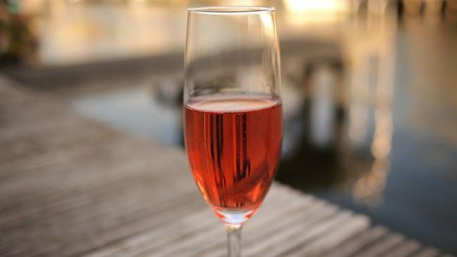 Elaboración del vino rosado
