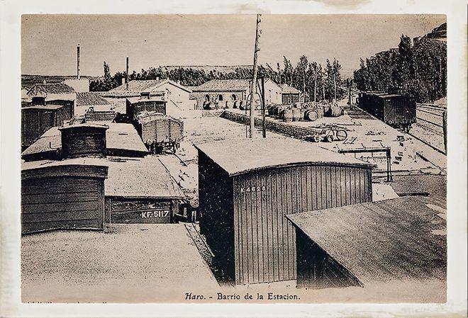 Barrio de La Estación de Haro