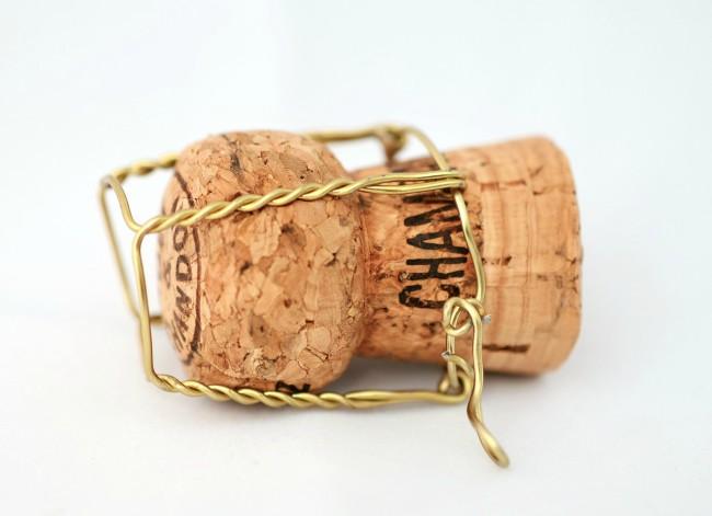 Lugar del Champagne en una carta de vinos