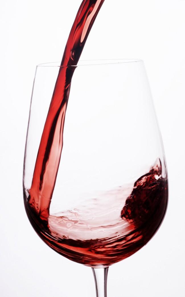 Oxigenar el vino