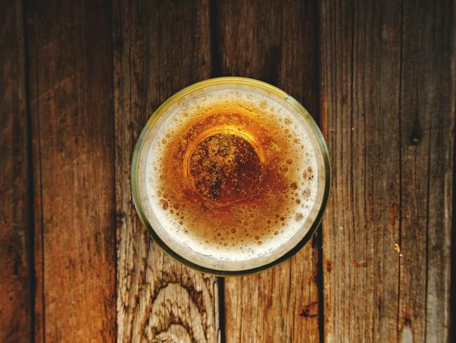 Calorías de una caña de cerveza