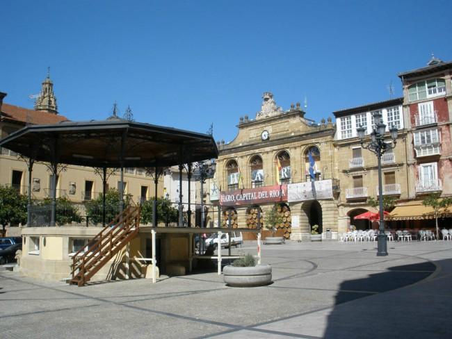 Ruta gastronómica de Haro: Plaza de la Paz