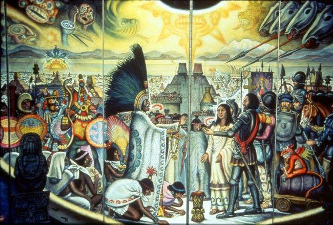 Hernán Cortés y la historia del vino en América