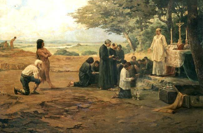 Los jesuítas y la historia del vino en América
