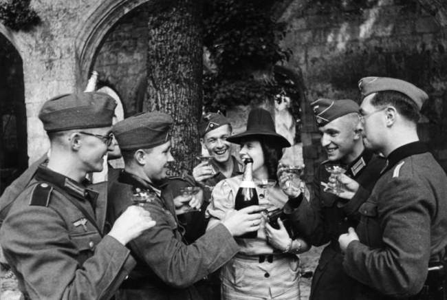 El papel del vino en la Segunda Guerra Mundial