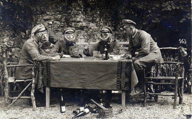 El papel del vino en la Primera Guerra Mundial
