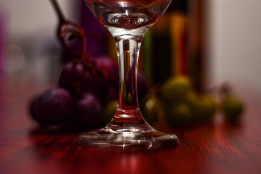 Beber vino estando a dieta