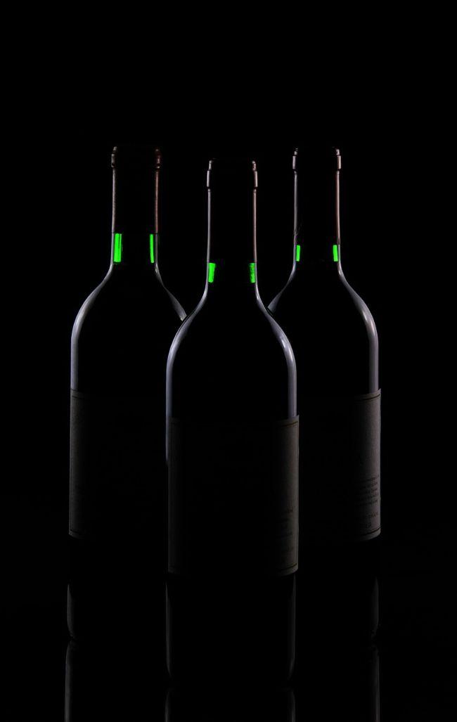 Los distintos tamaños de botellas de vino