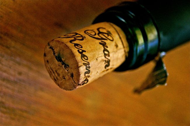 Ventajas del tapón de corcho natural en el vino