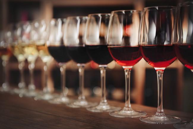 El retrogusto del vino