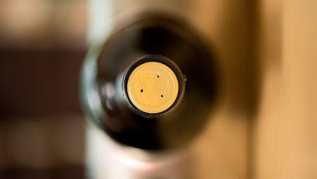 Tamaño de la botella de vino estándar
