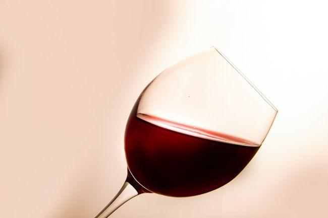 Caducidad del vino tinto