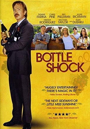 Bottle Shock o Guerra de vinos
