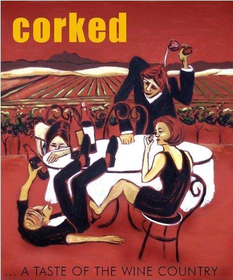 Corked películas vino