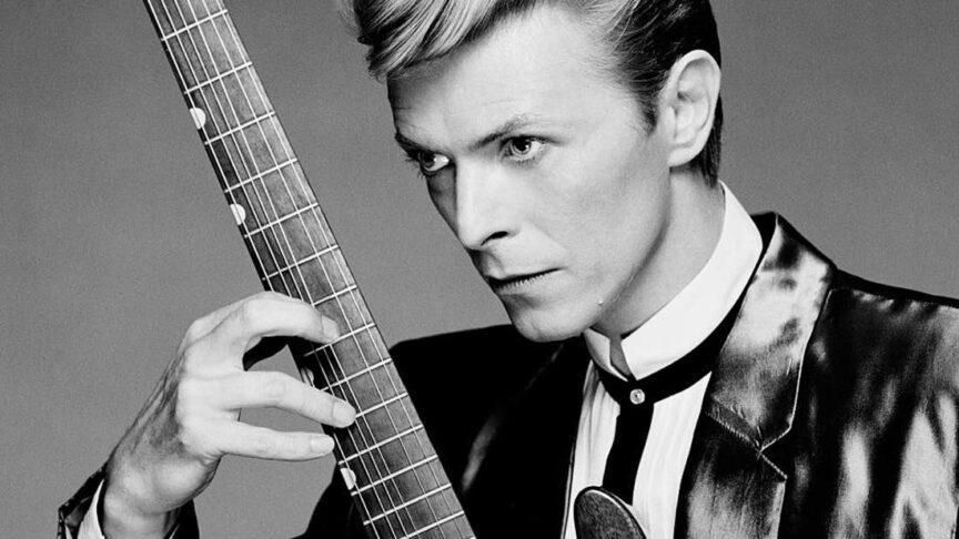 La relación de David Bowie y el vino