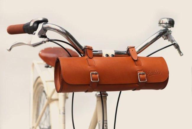 Estuche para transportar vino en la bicicleta