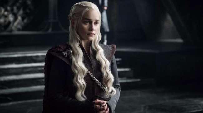 Daeneris Targaryen, amante del vino en Juego de Tronos