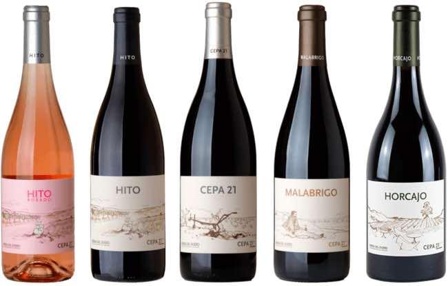 Imanol Arias, uno de los famosos españoles que producen vino