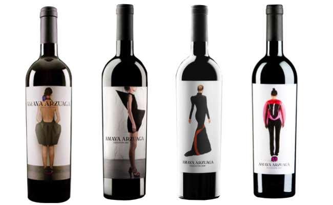 Vinos de Amaya Arzuaga, uno de los famosos que producen vino