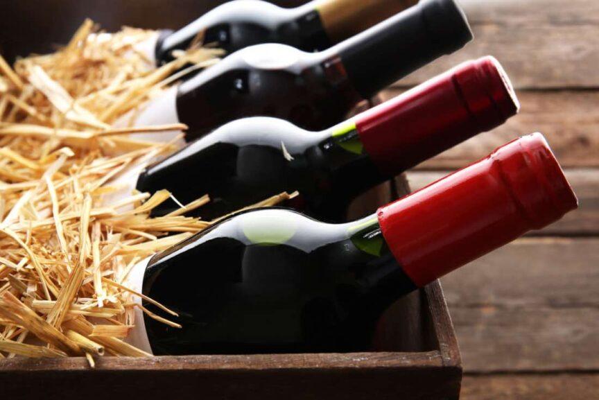 Comprar una caja de vino: ¿a favor o en contra?