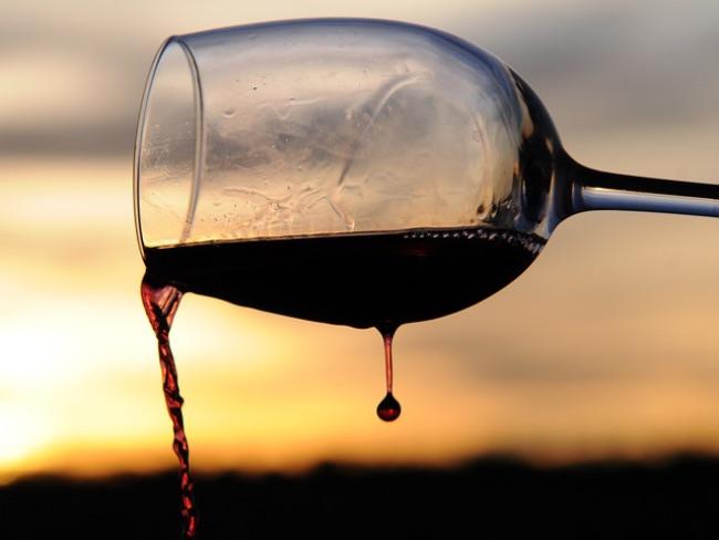 Cantidad de azúcar en el vino