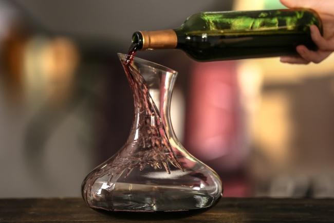 ¿Son malos los posos del vino?