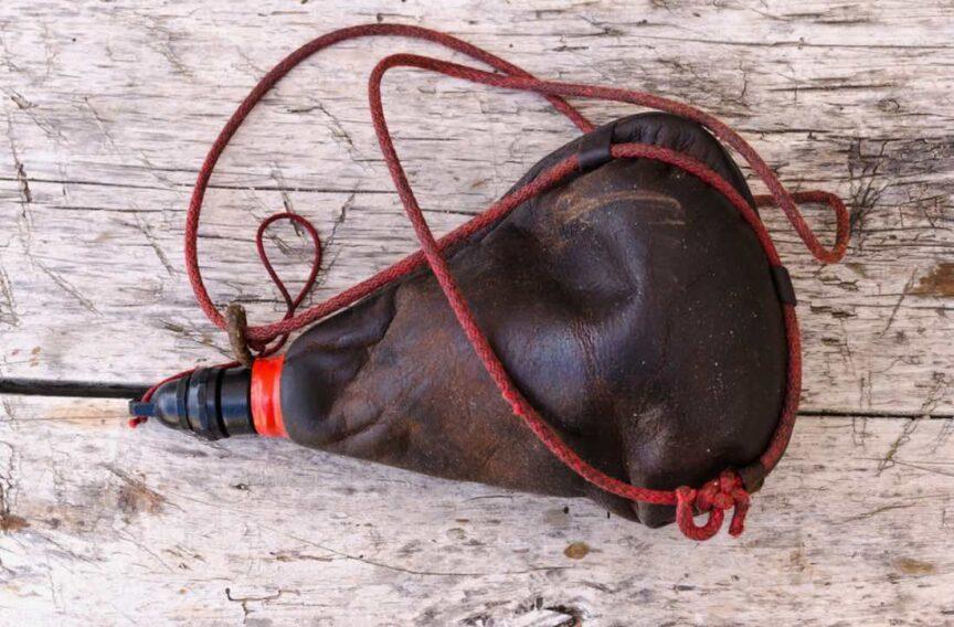 La bota de vino, un clásico español