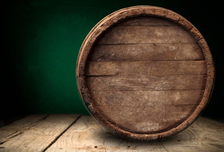 Historia del uso de la barrica de vino