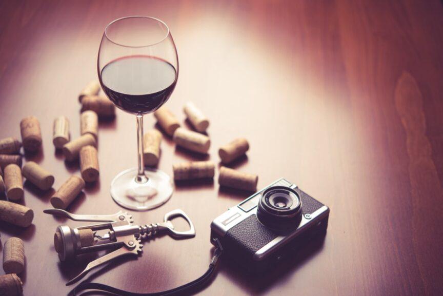 Wineol: el arte de revelar fotos con vino