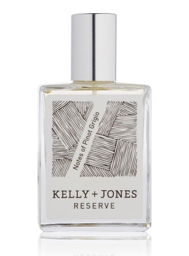 Kelly&Jones Wine notes, perfumes con aroma a vino