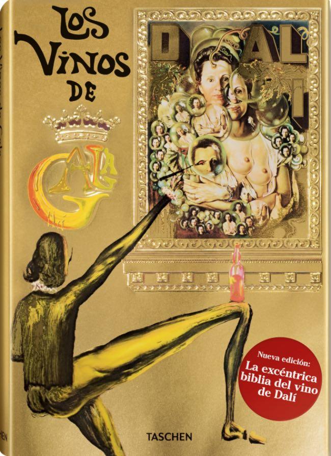 Los vinos de Gala, la clasificación de Dalí del vino
