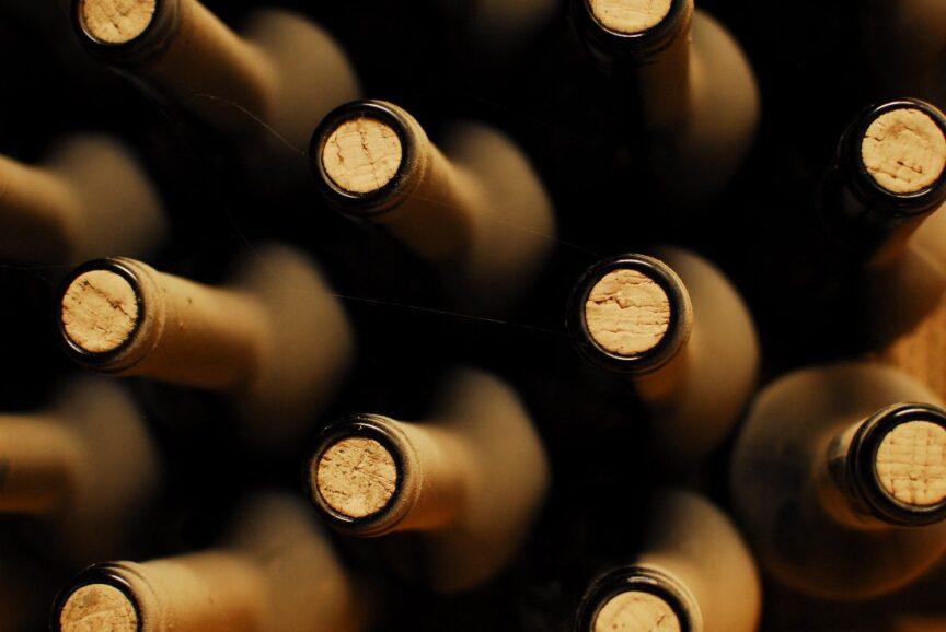 El envejecimiento de un vino