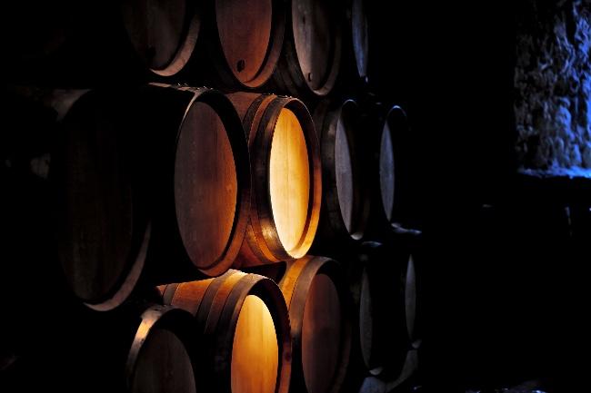 El envejecimiento de un vino en barrica