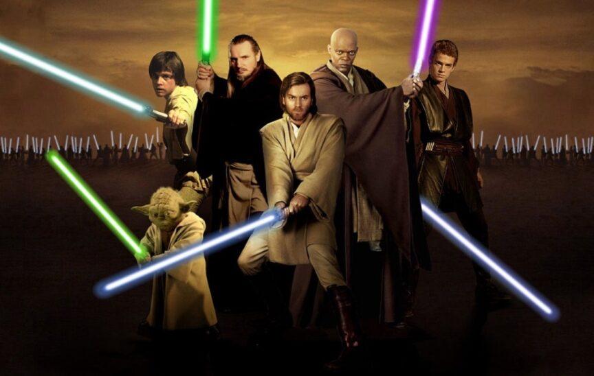 Vino Skywalker, la creación de George Lucas para los jedis