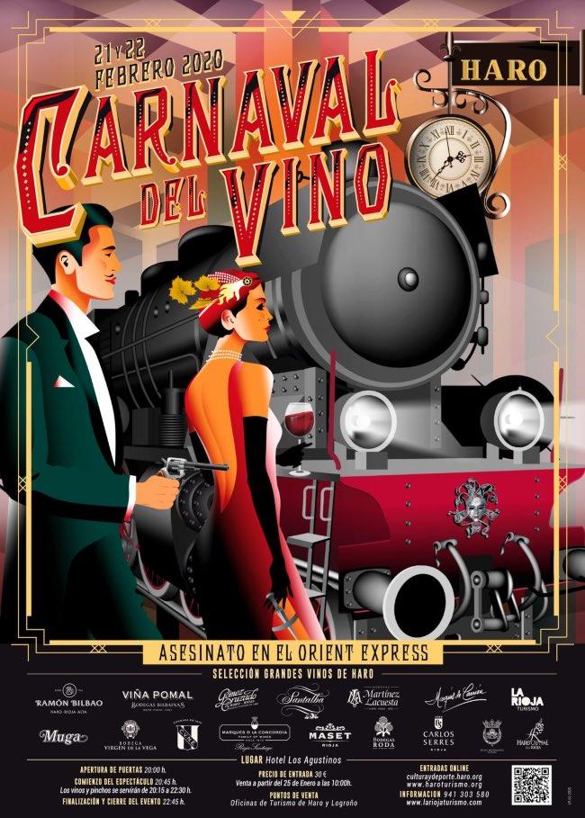 Carnaval del Vino de Haro 2020